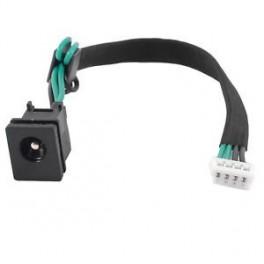 DC Jack met kabel PJ067
