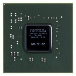 Nvidia G86-731-A2 Nieuw 2011+