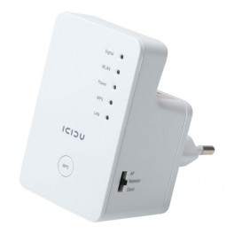ICIDU Wireless Range Extender 300N