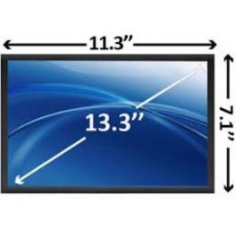"""13,3"""" LED Slimline Scherm Glossy 1366x768"""