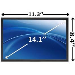 """14,1"""" LED Scherm Mat 1280x800"""