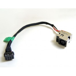 HP 650 DC Power Jack met kabel