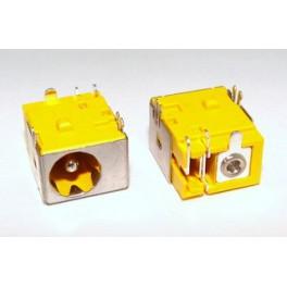 DC Jack PJ056 geel