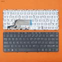 HP ProBook 430 G3 / 440 G3 / 640 G2 / 645 G2 US keyboard