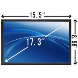 "17,3"" LED Full HD Scherm Glossy 1920x1080"